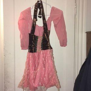 Maiden costume
